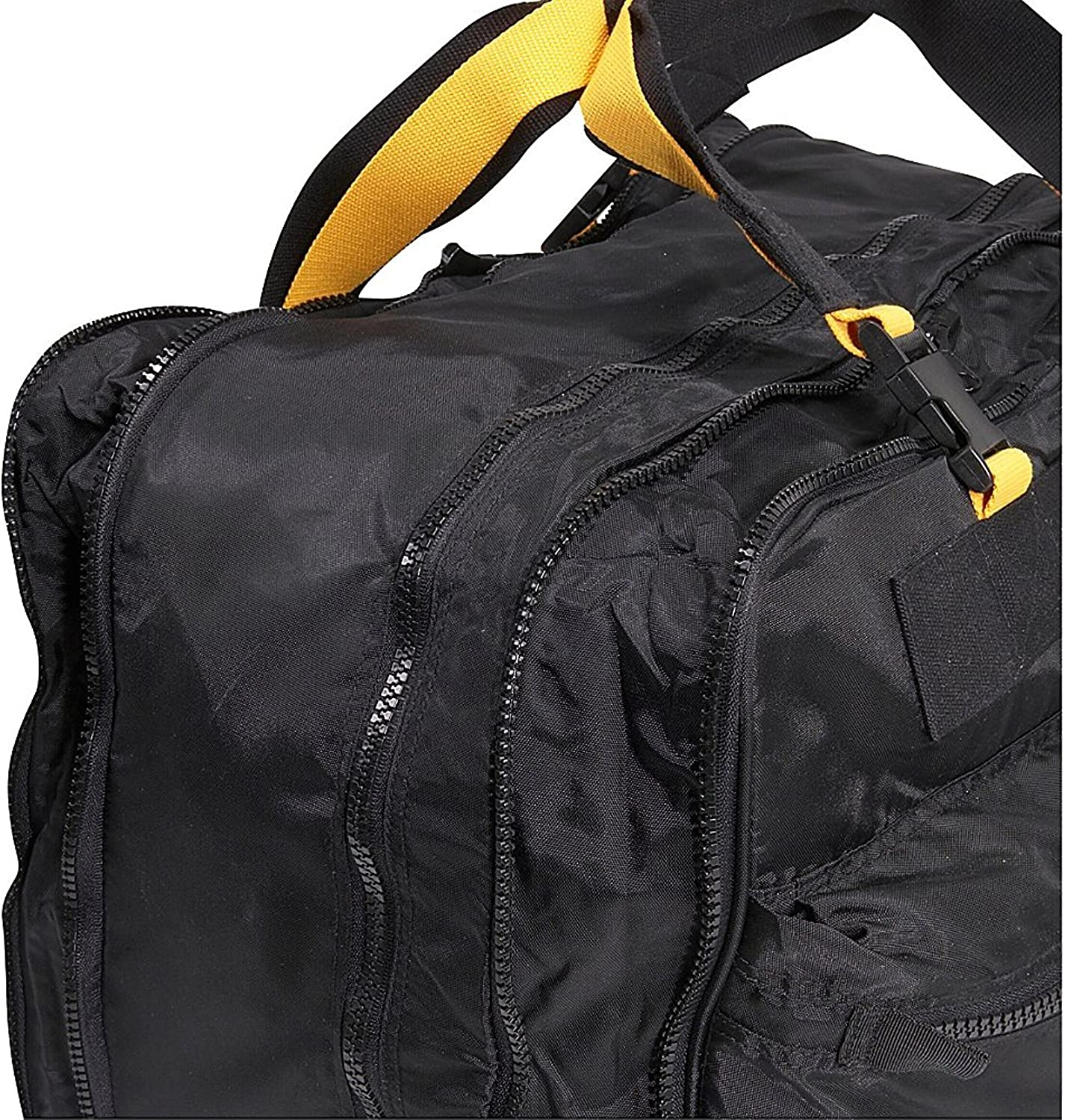 A.SAKS On The Go 21 inch Expandable Carry-On