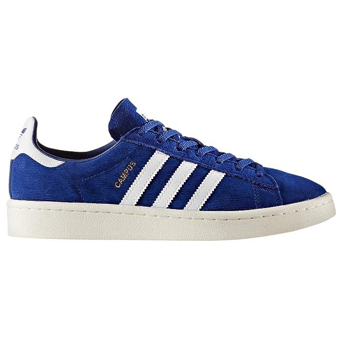 adidas Campus Sneaker Damen Blau mit weißen Streifen (Tinmis/Blatiz)