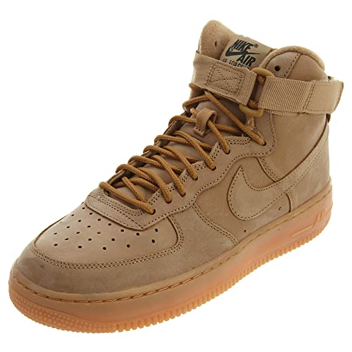 nike air force nere e marroni