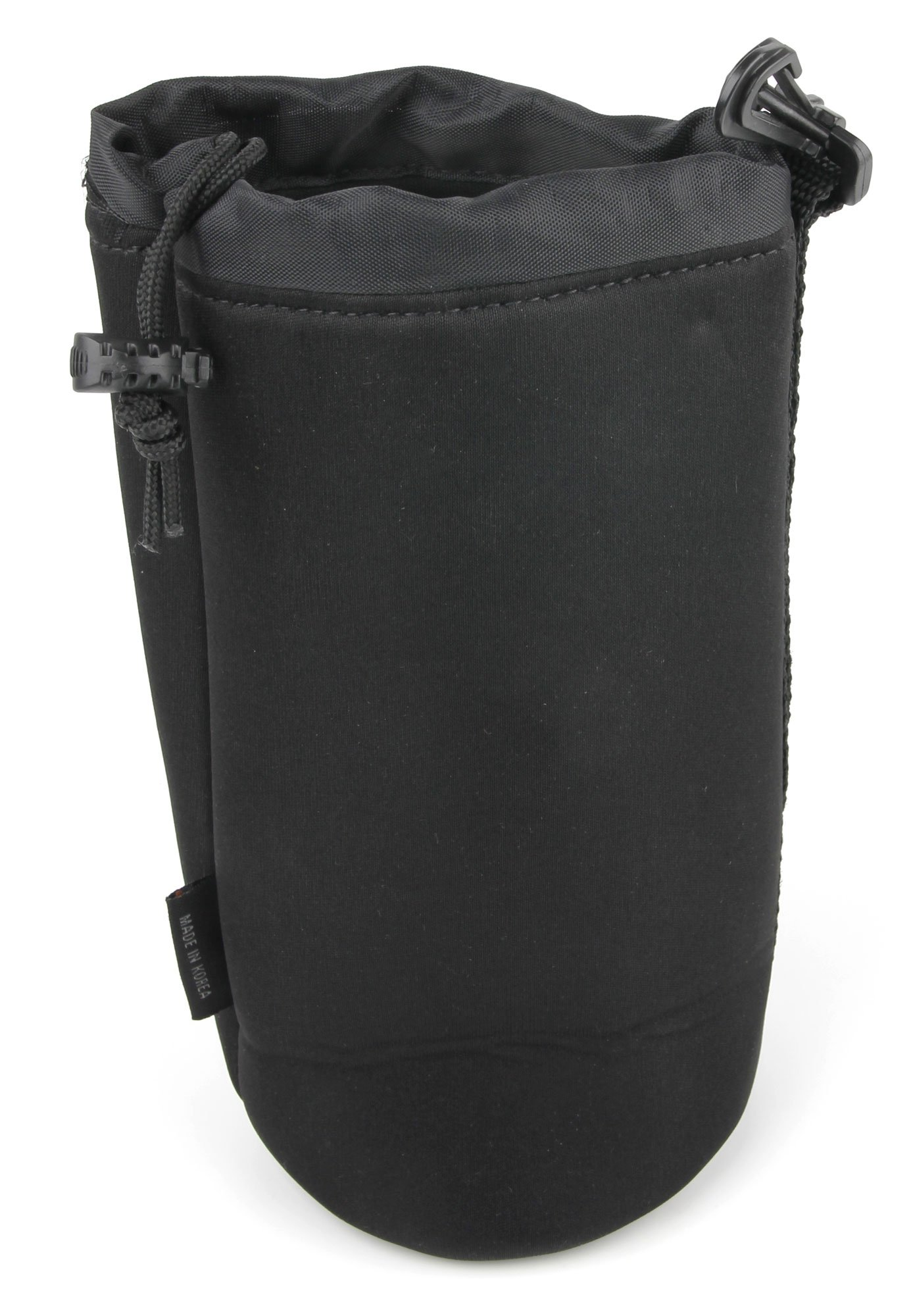 Duragadget Padded Pouch Sleeve Case In Black With Belt
