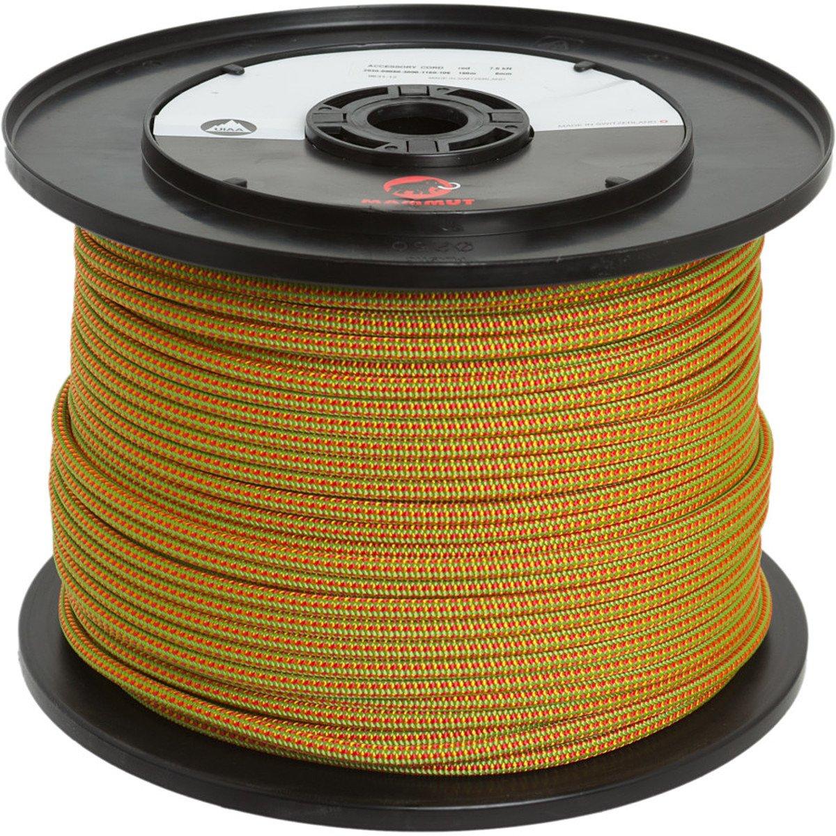◎17FW マムート(MAMMUT) Accessory Cord 2030-00051 3000 red クライミング用品 6/150m レッド B01MR7MUDY