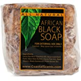 Coastal Scents All Natural African Black Soap (AS-011-16)