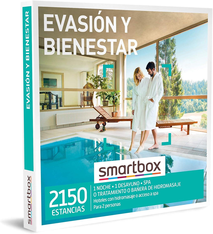 smartbox evasion y bienestar