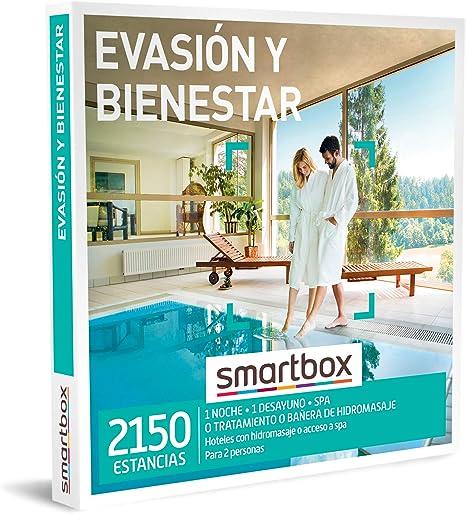 SMARTBOX - Caja Regalo - Evasión y Bienestar - Idea de Regalo - 1 ...