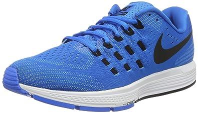 quality design 9a74f db5dd Nike Air Zoom Vomero 11, Scarpe da Corsa Uomo, Multicolore (Photo Black-