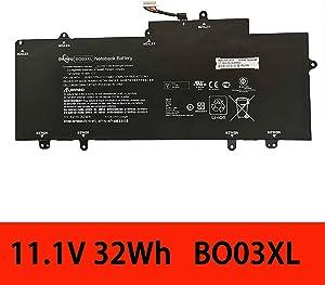 Dentsing 11.1V 32Wh 3-Cell BO03XL HSTNN-IB6C 751895-1B1 Laptop Battery Compatible with HP Chromebook 14-X 14-X013DX 14-Z Chromebook 14 G3 Series Notebook 751895-1C1 773836-1C1 773836-1B1 TPN-Q137