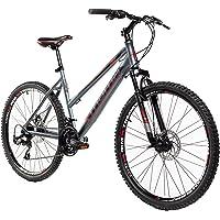 "Moma Bikes Bicicleta Montaña SHIMANO GTW 26""Alu, 24V"