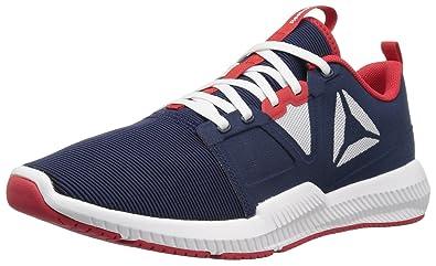 e44381d4964d Reebok Men s Hydrorush Tr Sneaker Collegiate Navy White Excellent Red 10 D(M