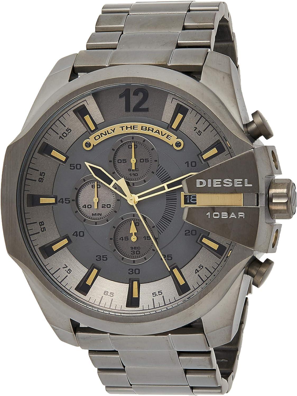 Diesel Reloj Cronógrafo para Hombre de Cuarzo DZ4318