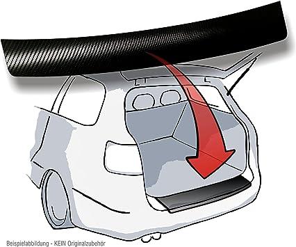 LADEKANTENSCHUTZ Lackschutzfolie für BMW 5er Touring Kombi Typ G31 Carbonfolie