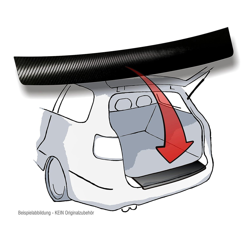 Lackschutzshop Schutzfolie in 3D Carbon Black passend f/ür Fahrzeug Modell Siehe Beschreibung Ladekantenschutz Lackschutzfolie 160/µm 3D Carbon schwarz