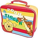 WINNIE THE POOH TIGGER KIDS INSULATED SCHOOL NURSERY LUNCH BOX SANDWICH COOL BAG