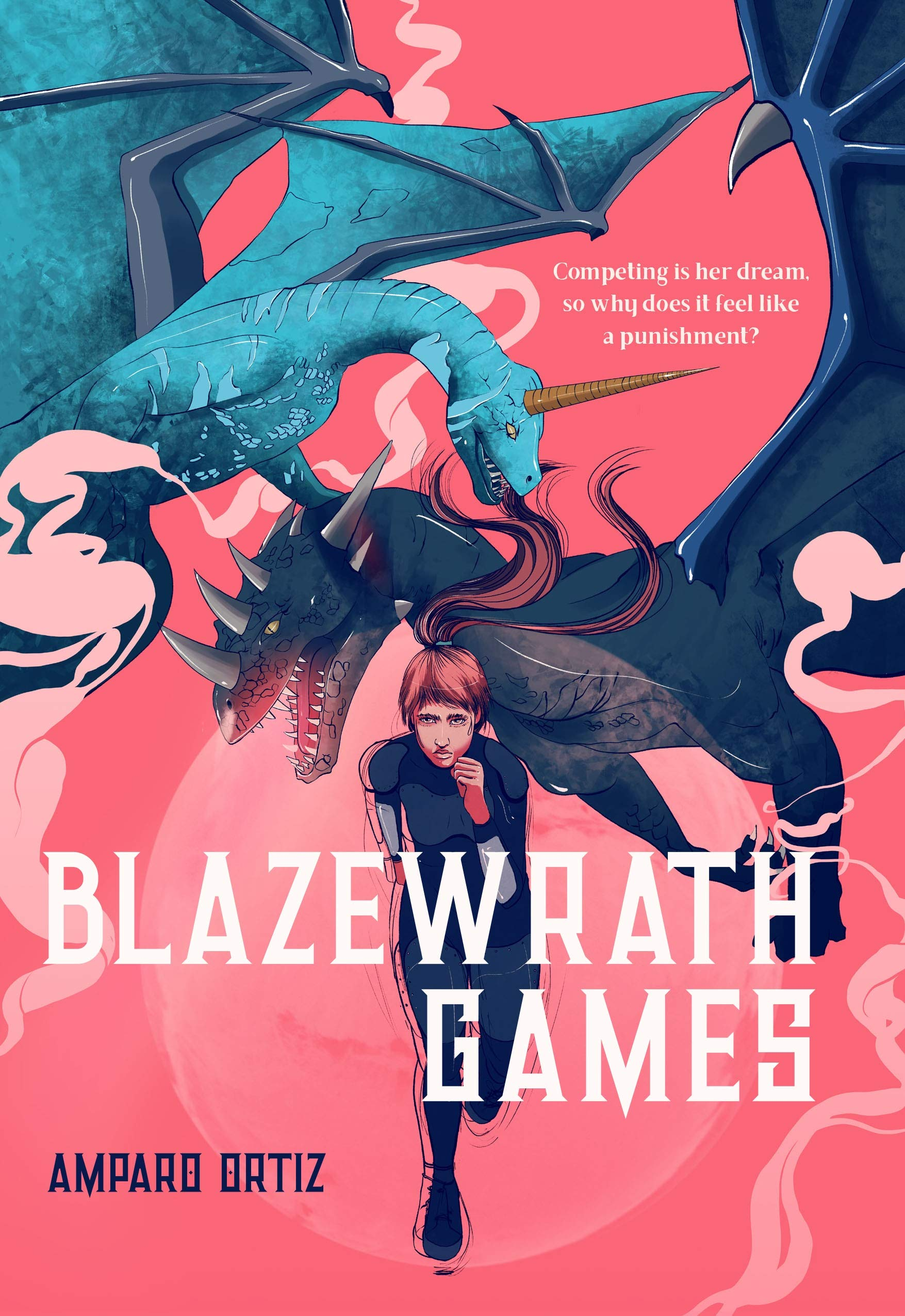 Amazon.com: Blazewrath Games (9781645670797): Ortiz, Amparo: Books