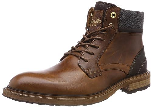 para Amazon Uomo Pizzoli Hombre High Pantofola Botas D'oro Chukka w8YqZYvUx