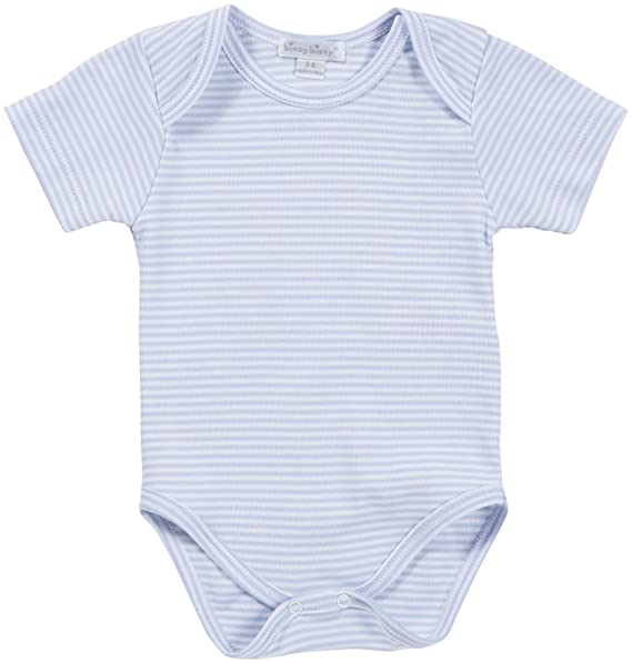e8b941f6b Amazon.com  Kissy Kissy Baby Girls  S S Stripe Bodysuit  Clothing