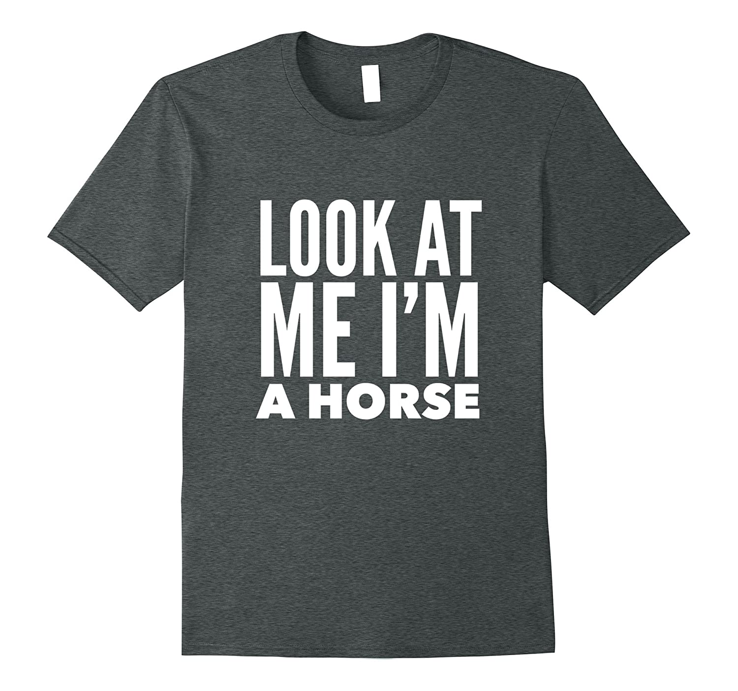 Look At Me Iu0027m A Horse Awesome Halloween Costume T Shirt ANZ