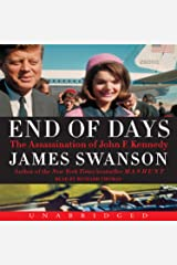 End of Days: The Assassination of John F. Kennedy Audible Audiobook