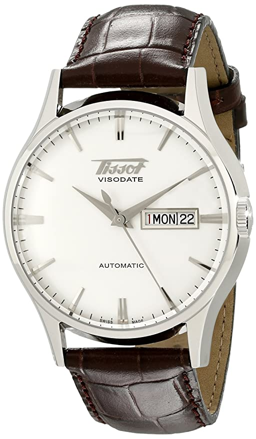 Tissot Heritage Visodate Automatic Silver Dial Mens Watch T019.430.16.031.01 Review
