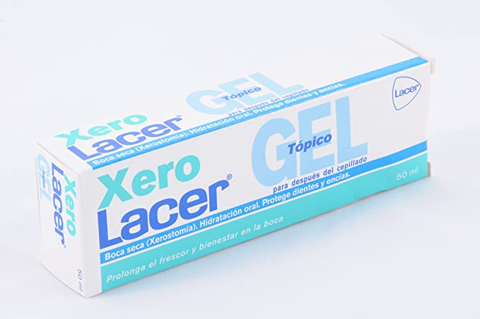 LACER - XEROLACER GEL TOPICO 50 ML: Amazon.es: Salud y ...