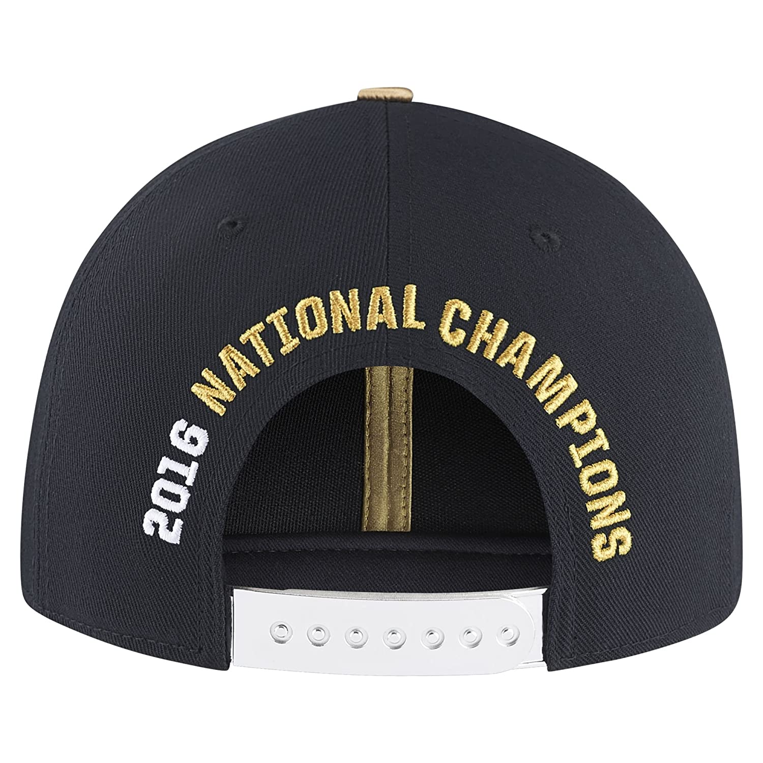 innovative design 829e4 7799c Amazon.com   Clemson Tigers Nike College Football Playoff 2016 National  Champions Locker Room Coaches Classic 99 Adjustable Snapback Hat   Sports    Outdoors