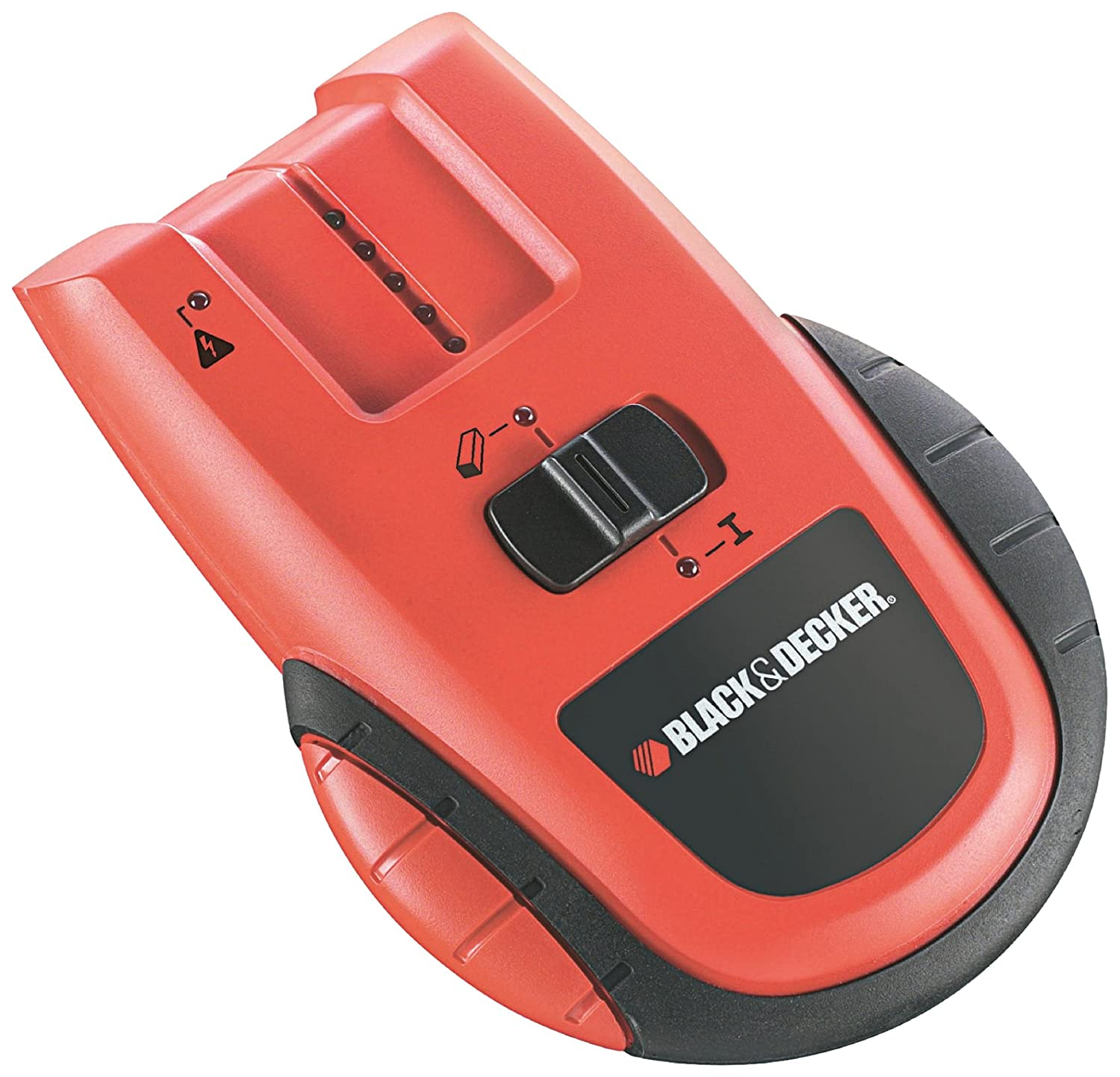 BLACK+DECKER BDS300 3-in-1 Includes Stud, Pipe and Live Wire Detector TBTL4 B/DS300XJ