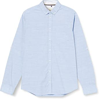 BLEND Shirt Camisa para Hombre: Amazon.es: Ropa y accesorios