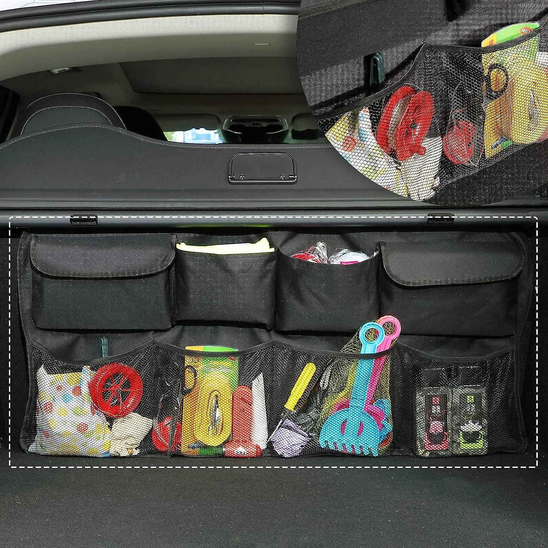 Seat Back Hanging Organizer for Station Wagon SUV Van MPV Jeep ...