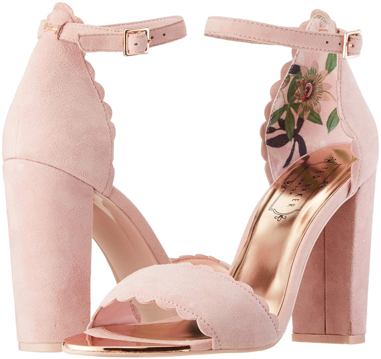 1e4a841567a6c Amazon.com: Ted Baker Women's Raidha in Blossom, 5.5 US: Shoes