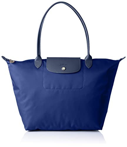 150bf166bc Longchamp Women's Le Pliage Neo Sac Shopping Shoulder Bag, Navy: Handbags:  Amazon.com