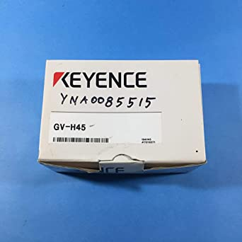 Keyence GV-H45 CMOS Laser Sensor: Amazon com: Industrial & Scientific