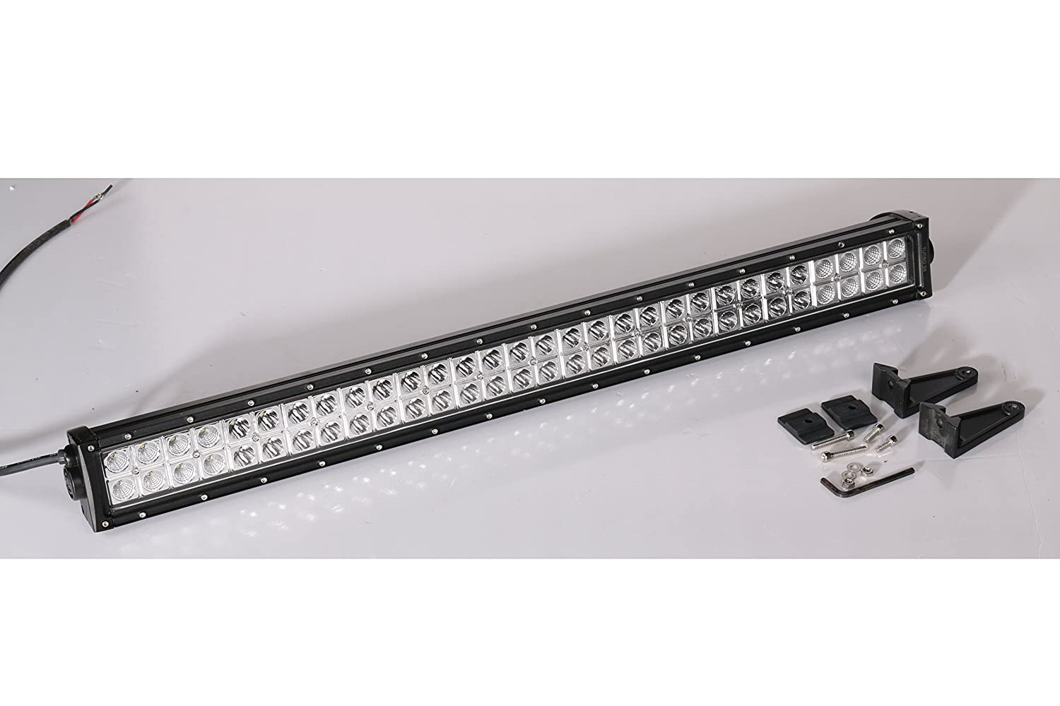 30 32 inch led light bar osram offroad front bumper grill mount 30 32 inch led light bar osram offroad front bumper grill mount chevrolet ford 611553535170 ebay aloadofball Choice Image