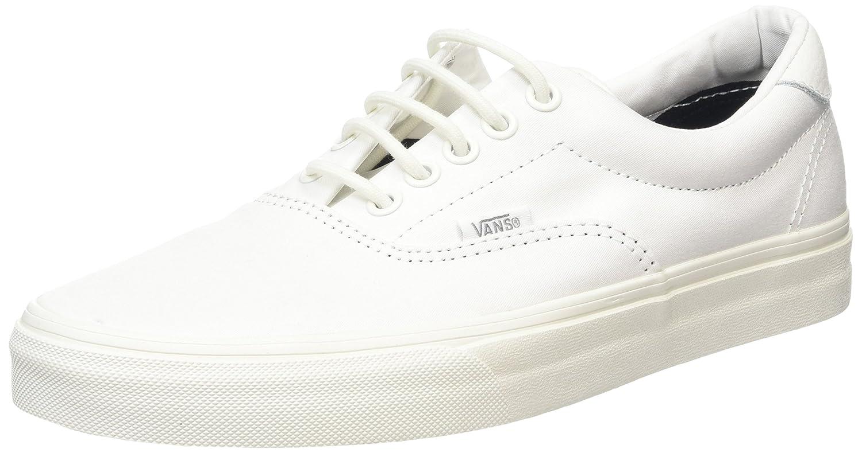 Vans Era 59 Sneakers (Mono T&L) Blanc de Blanc Mens 12