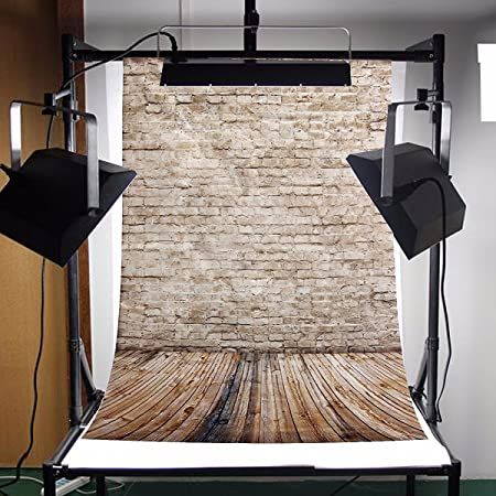 Hioffer Photography Background Brick Wall Style Backdrop Studio