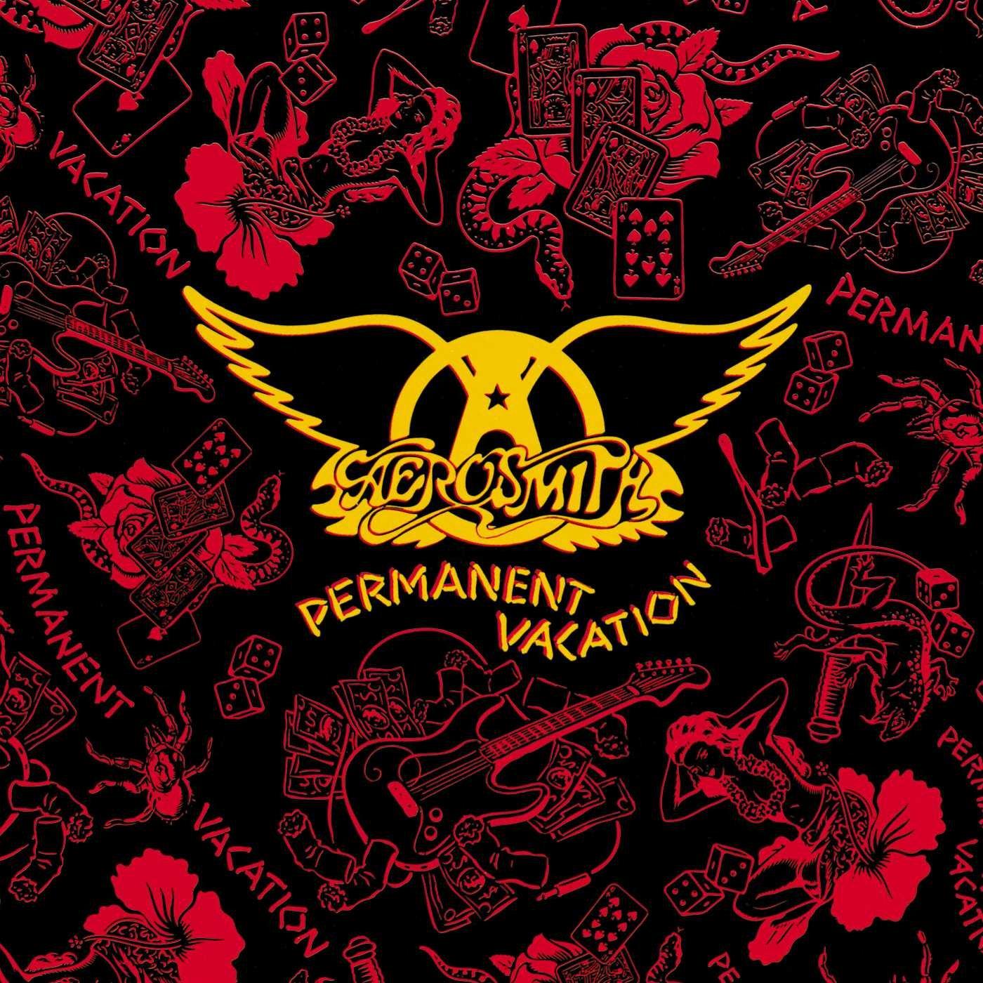 CD : Aerosmith - Permanent Vacation