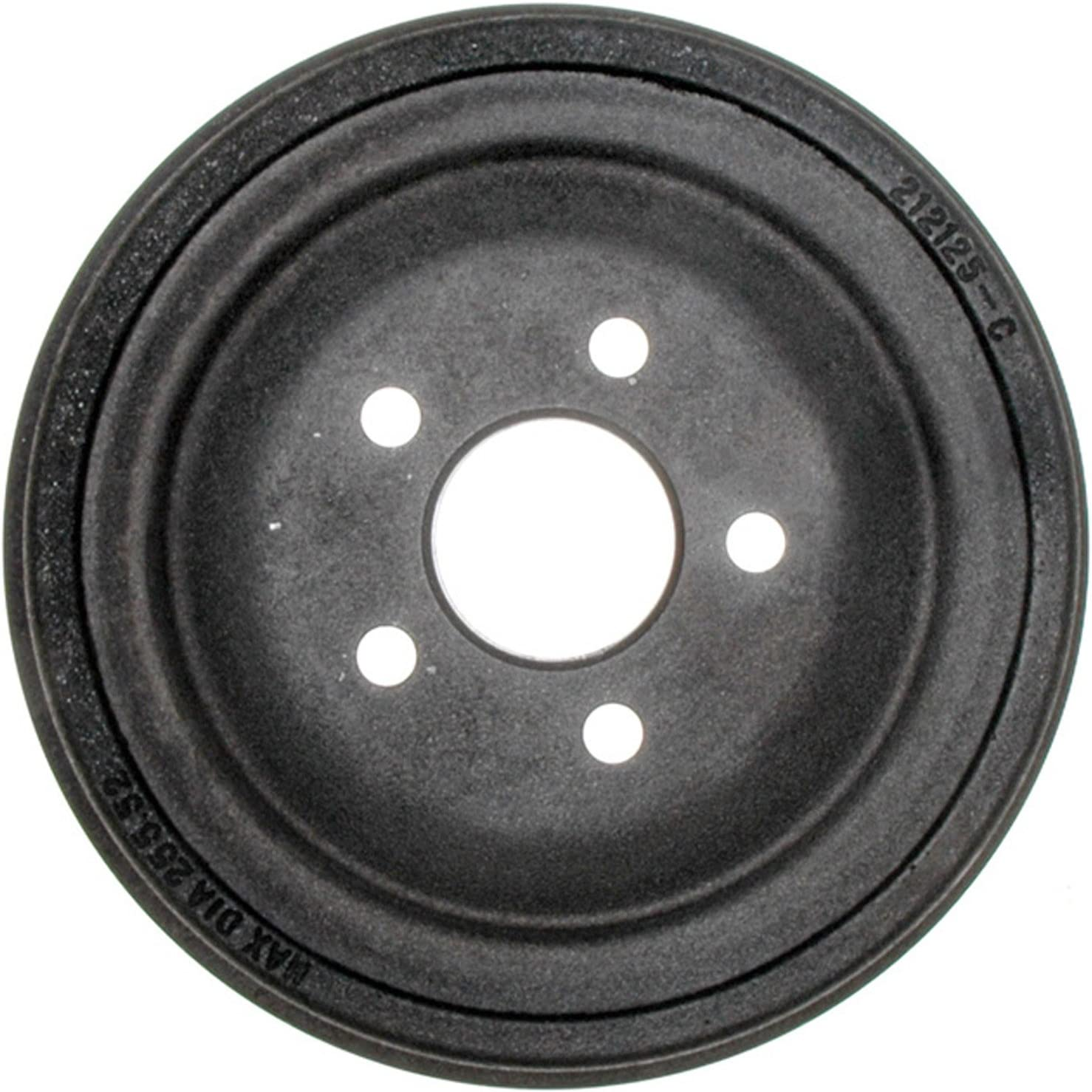 ACDelco 18B490 Professional Durastop Rear Brake Drum Assembly