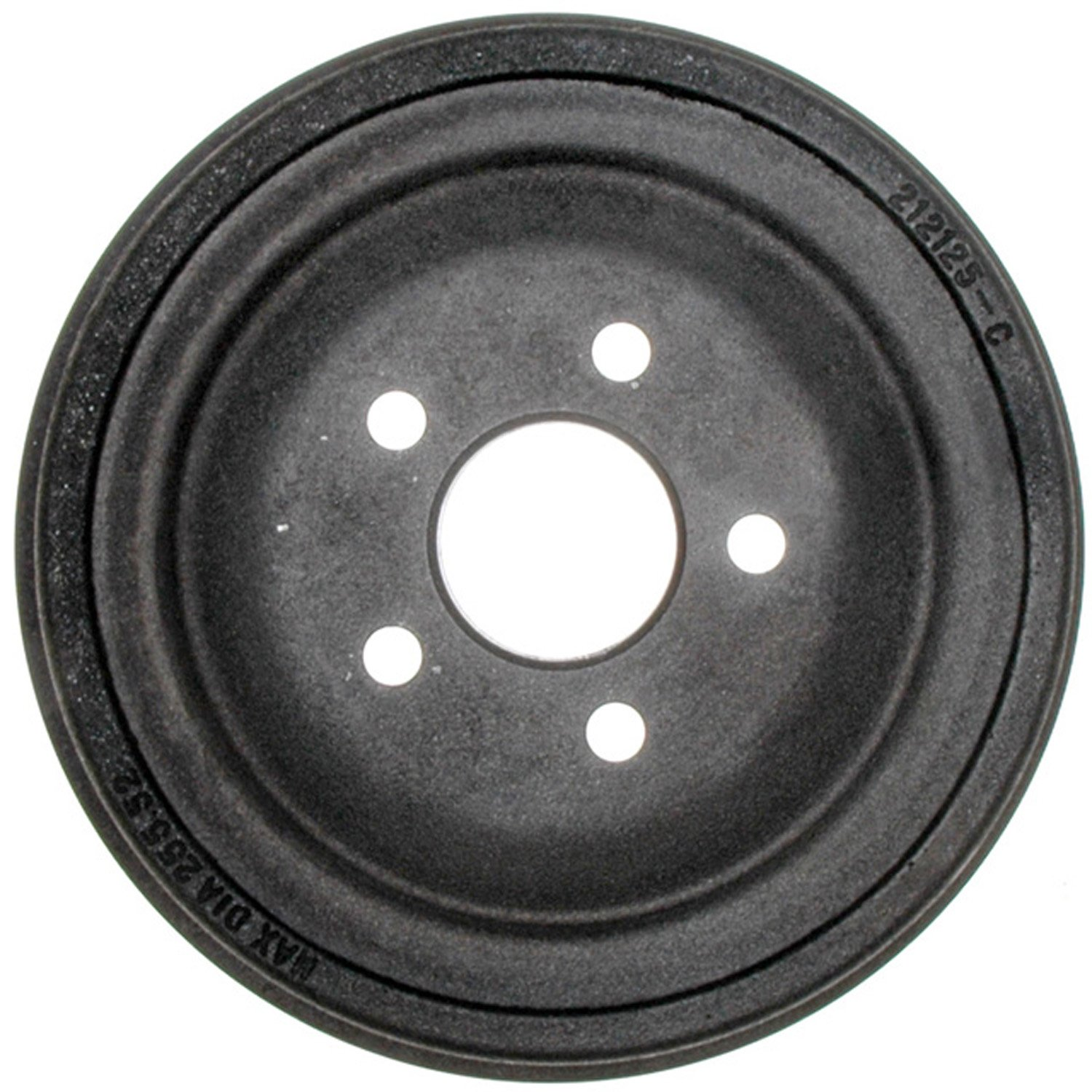 ACDelco 18B490 Professional Rear Brake Drum Assembly Drums ...