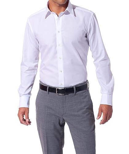 SLIM FIT Hemden, 40 von eterna