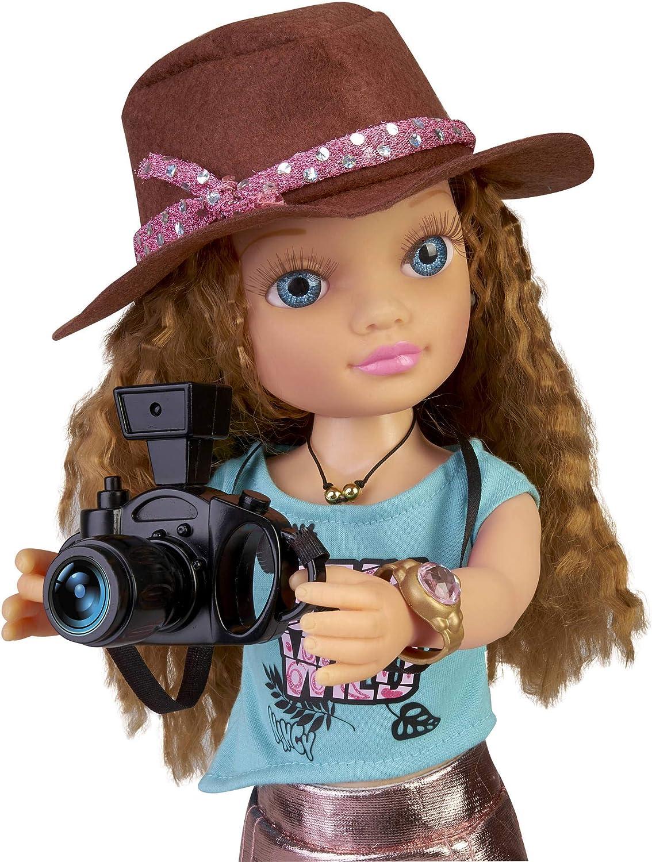Fashion Wild Famosa 700015786 Nancy mu/ñeca