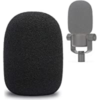 PodMic Pop Filter Foam Cover - Mic Windscreen Wind Cover Customized for Rode PodMic Podcasting Microphone to Blocks Out…