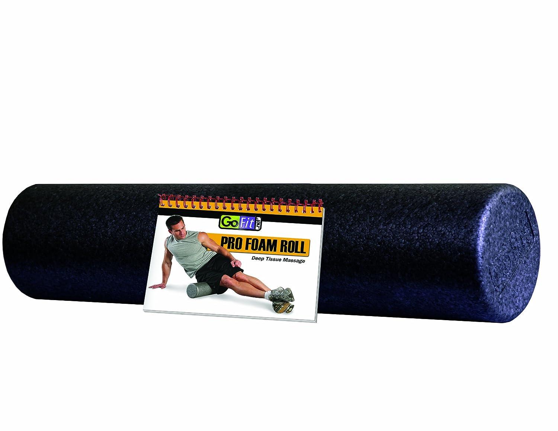 GoFit Balance Pro High Density Foam Roller
