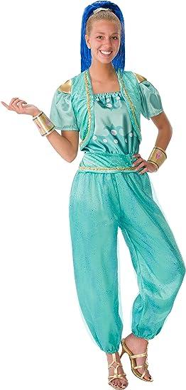 Rubies Disfraz Brillante para Mujer - Multi - Estandar: Amazon.es ...