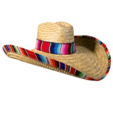 8de86527a24 Amazon.com  Windy City Novelties Sombrero Hat for Adults 22
