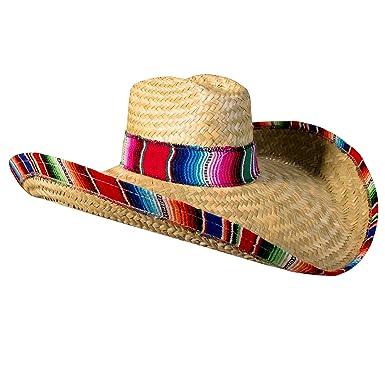 Amazon.com  Windy City Novelties Sombrero Hat for Adults 22
