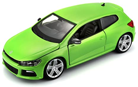 MODELLINO Auto Burago-1 24 Top Volkswagen Scirocco R  50dad0355c9f