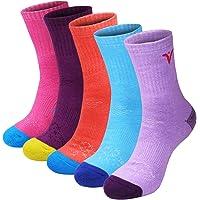 Calcetines de Senderismo para Mujer de 5 Pares
