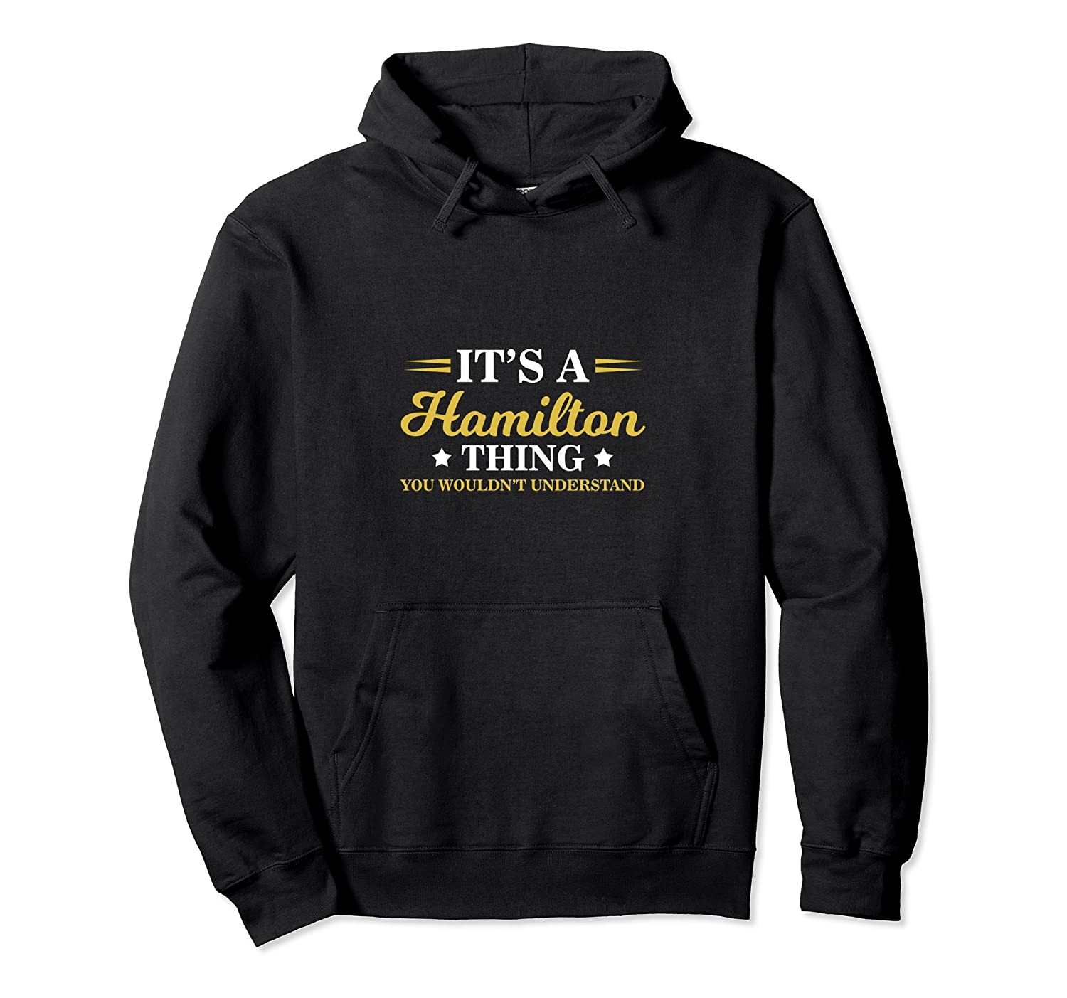 A Hamilton Thing, You Wouldn't Understand Pullover Hoodie-Awarplus