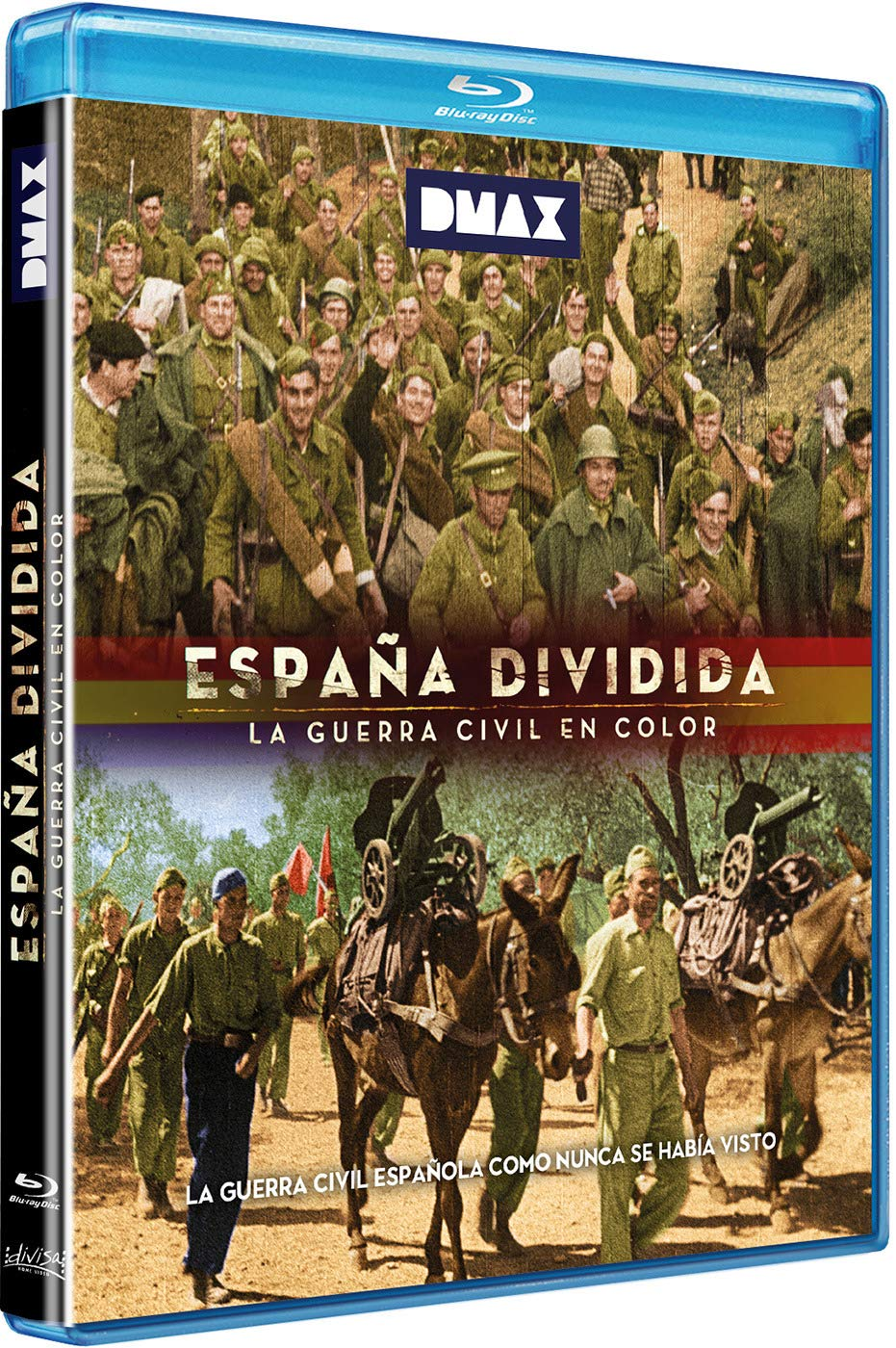 España Dividida La Guerra Civil En Color La Mirada De Los Historiadores Movies Tv