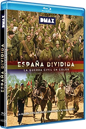 España Dividida - La Guerra Civil en color + La mirada de los historiadores Blu-ray: Amazon.es: Documental, Francesc Escribano, Lluís, Documental: Cine y Series TV