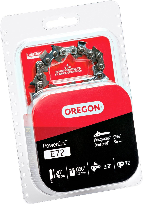 "2 PACK 20/"" Oregon Husqvarna 572 xp Chainsaw 3//8 .050 Chisel Chain 72exl072"