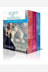 Secrets in Savannah Romance Box Set Collection Kindle Edition